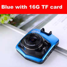 Mini Car Dvrs GT300 A8 Auto Car Camera Dvr Full HD 1080p Recorder Video Registrator Car Black Box Carcam Novatek 96650 Dash Cam(China (Mainland))