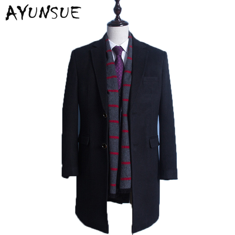 Compare Prices on Wool Winter Jacket Men- Online Shopping/Buy Low ...