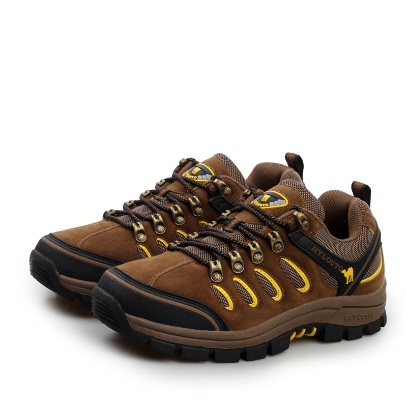 qiu dong new outdoor sport shoes gentleman warm