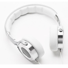 Gift New Original Xiaomi Mi HiFi Headphone 50mm Phone Stereo Earphone With Microphone Gaming Headset MIC(white)