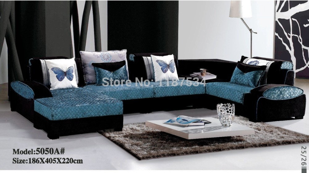 5050A High Quality Factory Price Home Furniture Living Room Sofa Sets Fabric