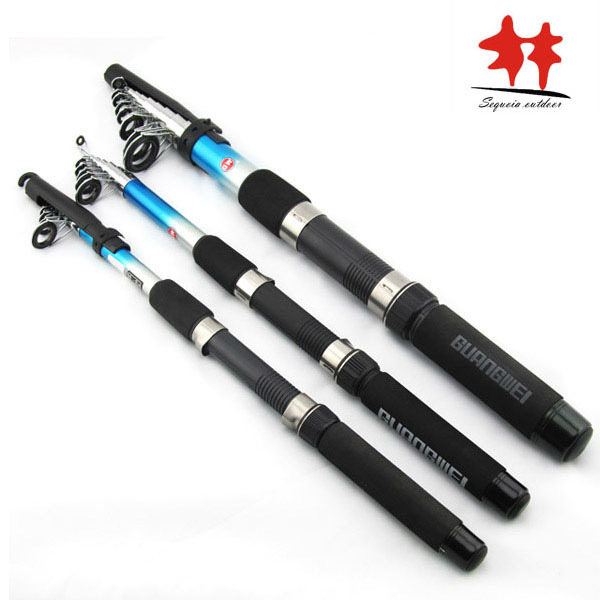 Distance throwing rod hot sale gw guangwei shark 6 for Shark fishing rods