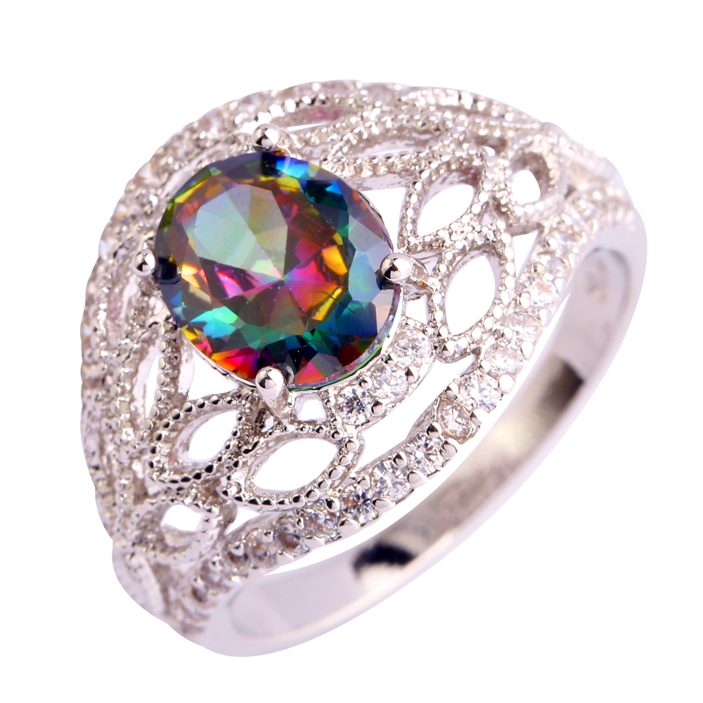 Retro style women jewelry new fashion superb mystic Vintage style fashion rings