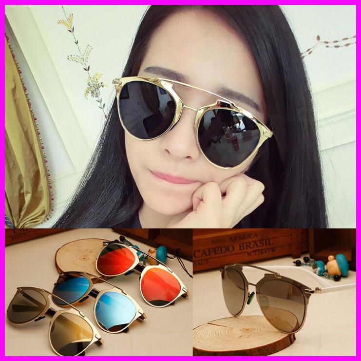 Женские солнцезащитные очки D 2015 Oculos Feminino & 017