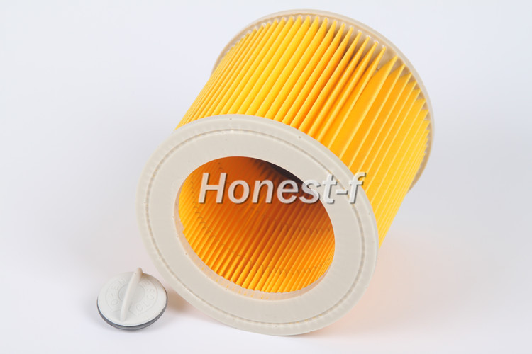 Гаджет  Generic 1pc Replacement Cartridge Filter for Karcher WD2200 VC6200 Wet & Dry Vacuum Cleaners,Compare to Part # KAR64145520 None Бытовая техника