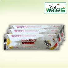 20 Strips Bee Drug  Wang's Flumethrin Strips Against Varroa Mites in English Packing(China (Mainland))