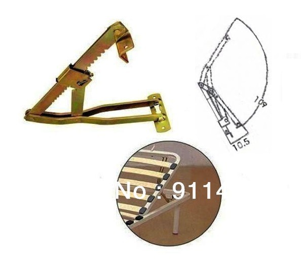 sofa hardware .furniture hinge .metal bed parts  . headrest adjuster
