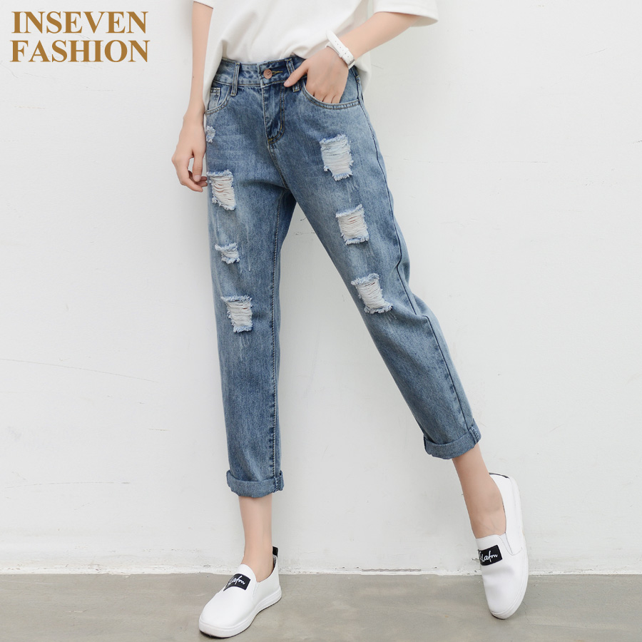 plus size ripped jeans for women jeans am