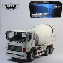 The original 1:24 in CIMC cement tanker concrete mixer truck model set(China (Mainland))