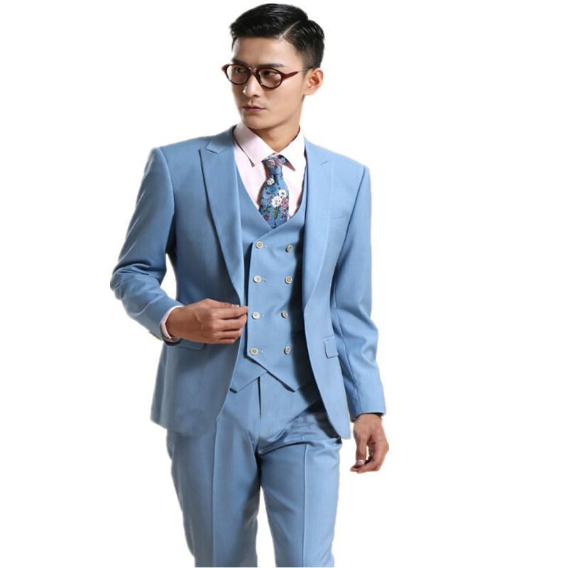 blau anzug hochzeit kaufen billigblau anzug hochzeit. Black Bedroom Furniture Sets. Home Design Ideas