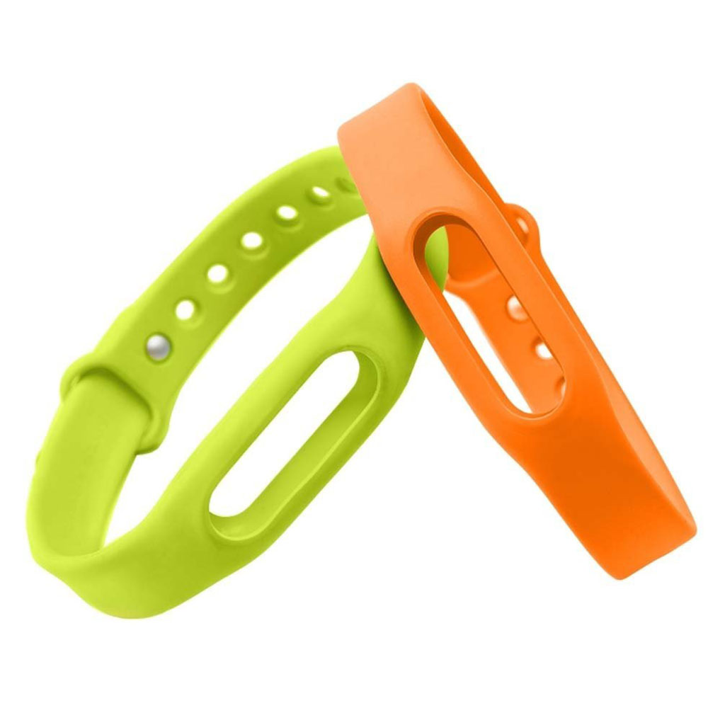 2015 Newest Replacement Silicone Strap For Xiaomi Smart Band Watch Miband Bracelet Wrist Strap(China (Mainland))