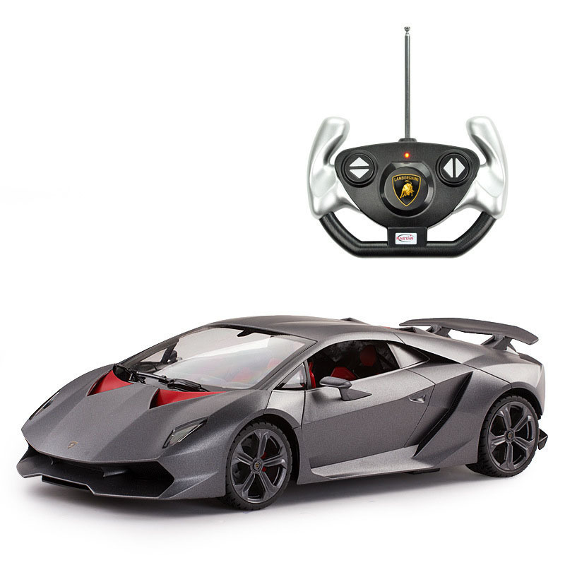 New Year Gift Rastar 49200 1/14 SESTO ELEMENTO RC Racing Roadstar Vehicle Model Scale Motor Drift Machine Speed Drive Remote Toy(China (Mainland))