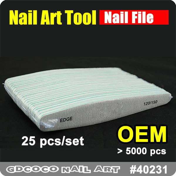 Пилочка для ногтей New 25 40231 пилочка для ногтей brand new 10 n a