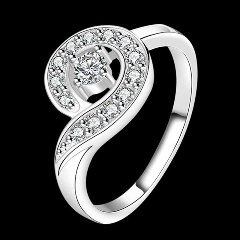 Ring Silver Plated Ring sterling-silver-jewelry ring factory prices Inlaid stone whistle Ring /FTCDNQIP CUMEFFNC(China (Mainland))
