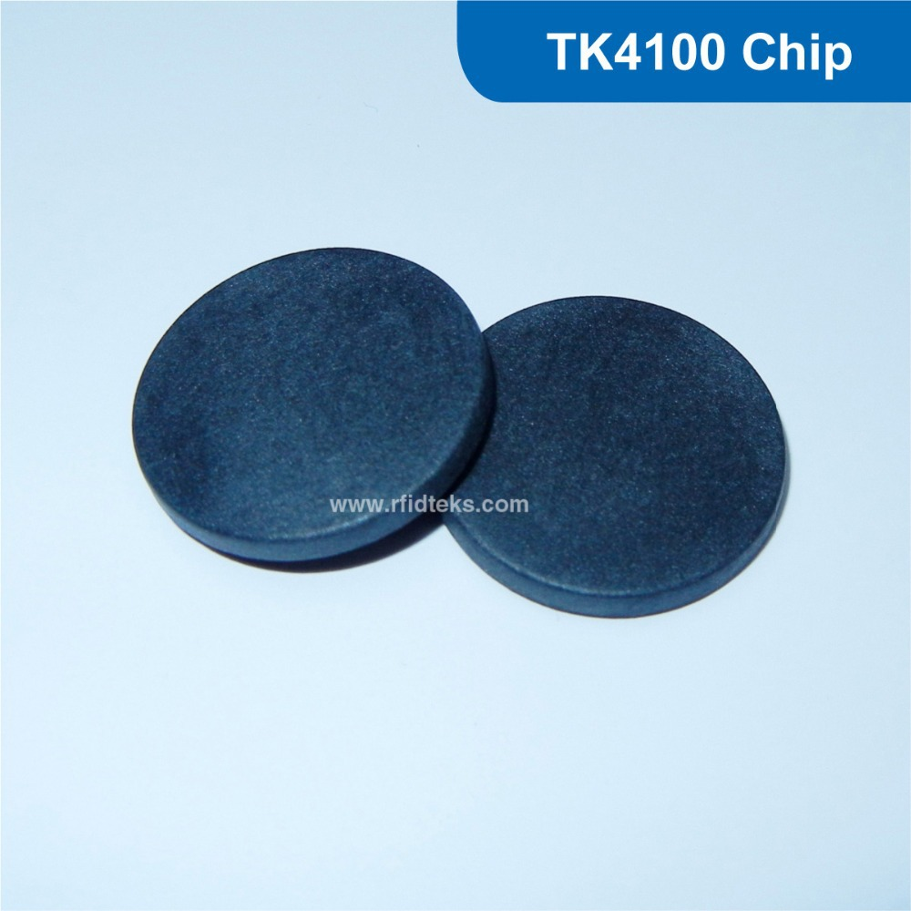 LT20MM RFID Laundry Tag, RFID Tag for asset management, RFID Token 125KHZ with TK4100 Chip free shipping(China (Mainland))