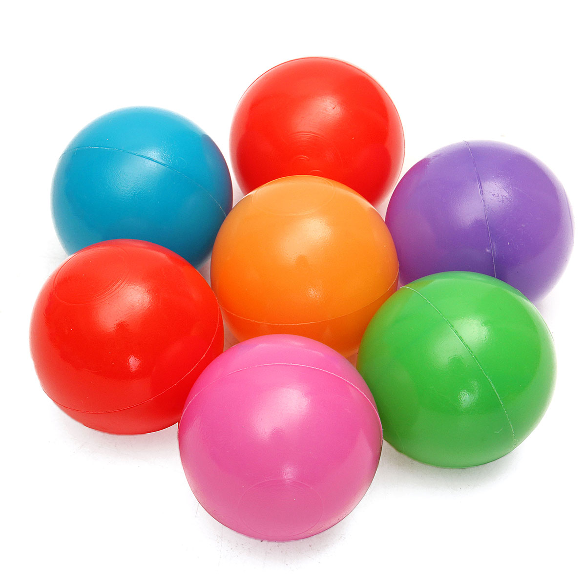 Enfants en plastique boules promotion achetez des enfants for Piscine a boule bebe