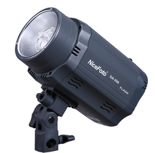 NiceFoto GA-200 Mini Studio flash specially used for shooting certificate photos and portraits