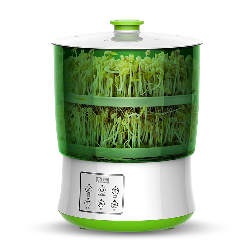 Free shipping Bean sprouts machine fully automatic household bean large capacity<br><br>Aliexpress