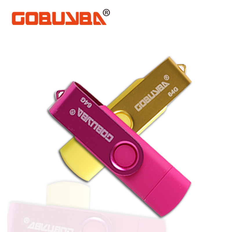 Full capacity OTG usb flash drive pen drive 64gb 32gb 4gb 8gb 16gb double smart phone external usb stick pendrive usb stick(China (Mainland))