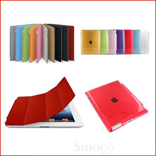 Фото Чехол для планшета Brand New iPad 2/3/4 + iPad iPad 2 iPad 3 4 Smart Case for iPad nuu basecase чехол для ipad 2 ipad 3 ipad 4 giallo