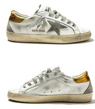 GGDB women shoes Golden Goose Super star Genuine Leather Gold casual shoes Men Women sport flats Low-Cut g23d121 p1