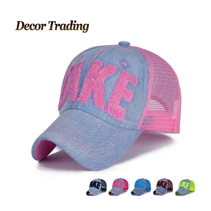 2016 Summer Gorras Snapback TAKE Baseball Cap Mens Casquette Bone cap Fashion Hip Hop Denim Net Hat For Women/Men(China (Mainland))