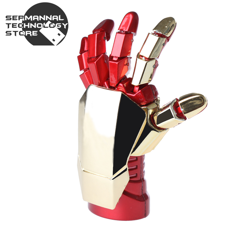 fashion cool iron man hand 4gb 8g 16g 32g 64gb u disk memory stick pen drive pendrive usb flash drive with h2testw free shipping-in USB Flash Drives from Computer & Office on Aliexpress.com | Alibaba Group