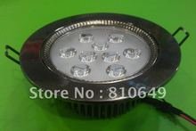 Free shipping wholesale new style 9W led down light with CE&RoHS(China (Mainland))