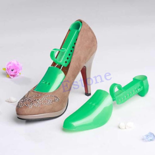 Гаджет  Hot Sale Plastic Adjustable Women Shoes Tree Keepers Support Stretcher Shoe Shapers accessory Drop Shipping None Обувь