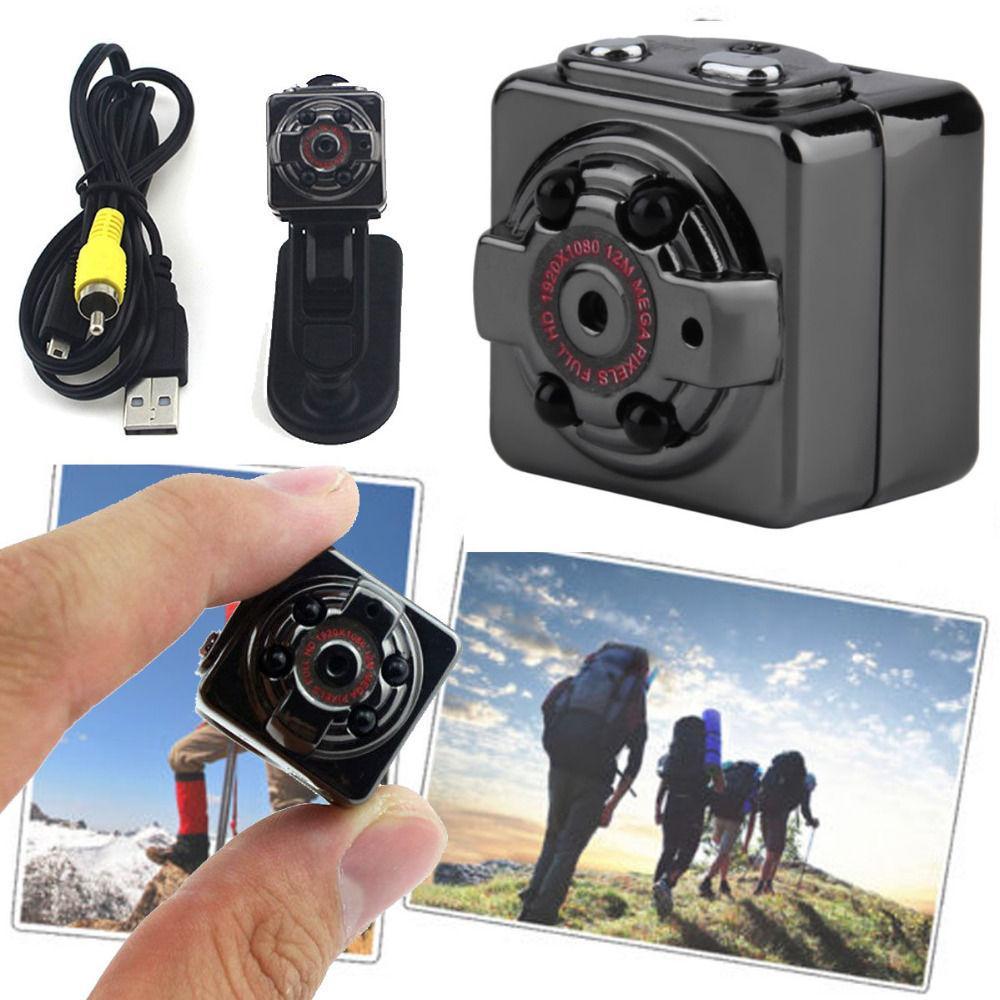 SQ8 Mini Camera Full HD 1080P Voice Recorder Infrared Night Vision Motion Sensor DV Digital Small Video Camcorder Mini DV Camera(China (Mainland))