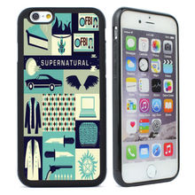 Buy Supernatural Rubber 01 cellphone case cover iphone 5s 5c SE 6 6s 6plus 7 7plus Samsung galaxy note7 s3 s4 s5 s6 s7 edge for $2.79 in AliExpress store