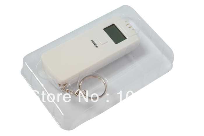 Профессиональный поставщик abs материал мини-брелок алкотестер и алкоголя в выдыхаемом воздухе анализатор в низкой цене pft / 64