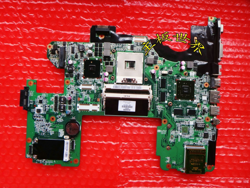 Здесь можно купить  High quality  For HP Pavilion DV8 Laptop motherboard 573758-001 DAUT8AMB8D0 Good Condition Free shipping  Компьютер & сеть