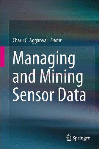 Managing and Mining Sensor Data(China (Mainland))