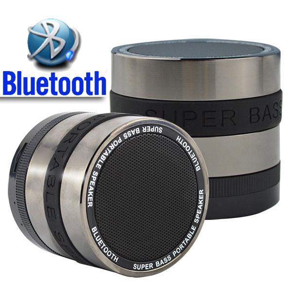 2015 Best Selling Gifts Super Bass Camera Lens Shaped Hifi Stereo Wireless Bluetooth Speaker Sub woofer Boombox Sound box(China (Mainland))