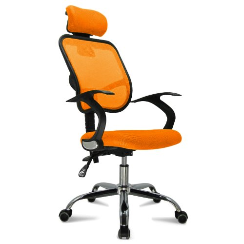 2 Sets/Lot Adjustable Fabric Mesh Seat Backrest Executive Office Desk Chair(China (Mainland))