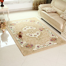 Yoga Mat Pastoral Carpets For Living Room Area Rugs And Carpets Soft Floor Mat For Bedroom Children Play Mat prayer carpet(China (Mainland))