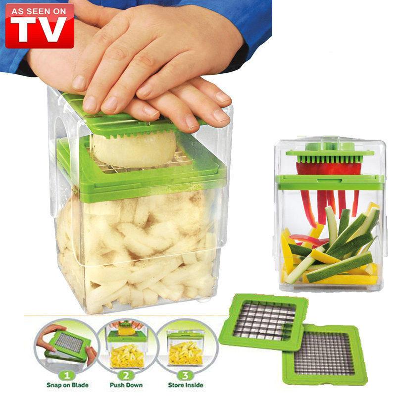 Food Processor As Seen On Tv ~ Creative magic food chopper fruit vegi slicer potato