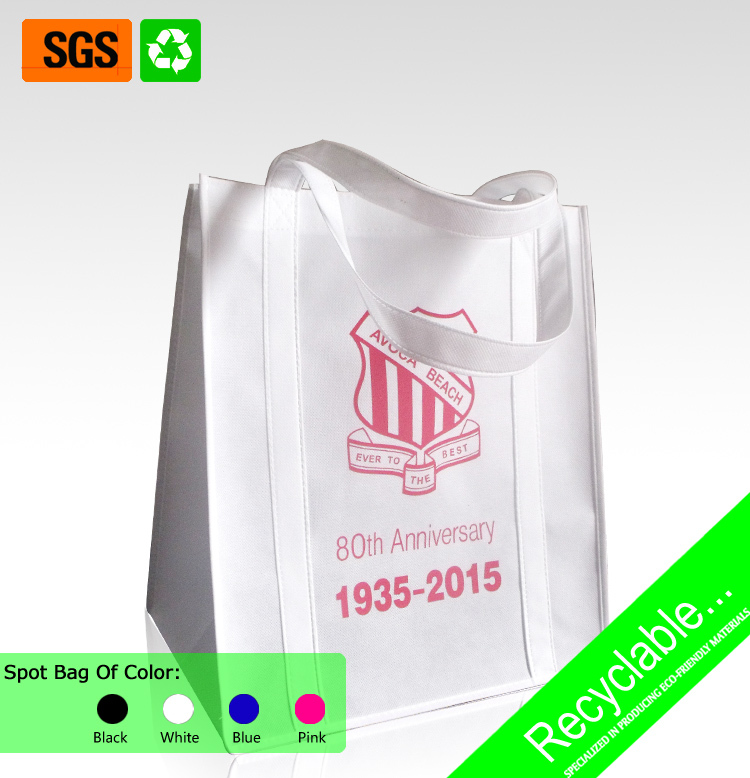 Custome Made Top Quality Newly Fashion Non Woven Polypropylene Bags Packaging Bags(China (Mainland))