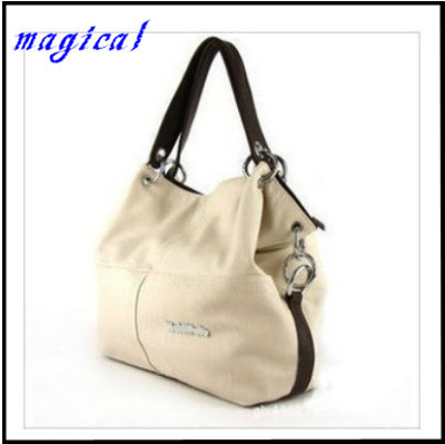 HOT!!!! Women Handbag Special Offer PU Leather bags women messenger bag/ Splice grafting Vintage Shoulder Crossbody Bags BK1005(China (Mainland))