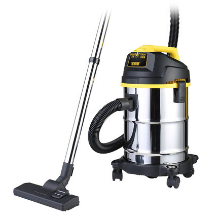 vacuum cleaner three-use commercial household cleaner power super suction vacuum cleaner industrial bucket GY-308 1000W 15L/18L(China (Mainland))