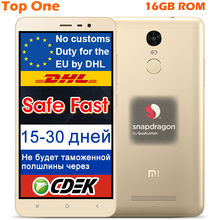 Original Xiaomi Redmi Note 3 Pro Snapdragon 650 Hexa Core 5.5'' 2GB RAM 16GB ROM 4000mAh google play MIUI 7 Fingerprint ID(China (Mainland))