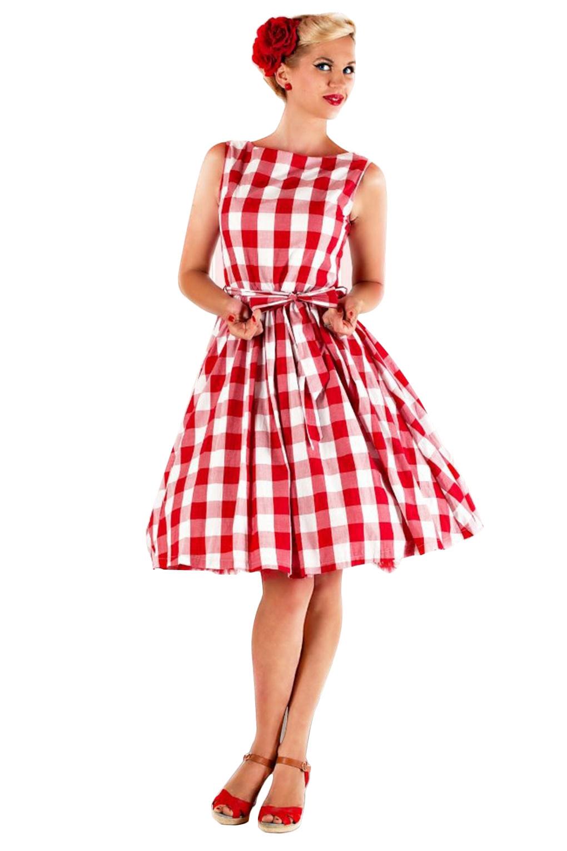 Achetez en Gros vichy robe femmes en Ligne à des