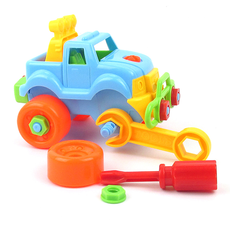 2016 Hot Sale Toy Vehicles Gift Kids Child Baby Boy Educational Assembly Classic Car Toy Great Gift for Kids FCI#(China (Mainland))