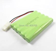 New AA 12V 1800MAH Ni-MH Rechargable Battery Batteries Pack Free Shipping(China (Mainland))
