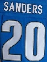 Cheap 81 Calvin Johnson Authentic jersey, 20 Barry Sanders 9 Matthew Stafford sport Blue jersey,Good quality M-XXXL(China (Mainland))