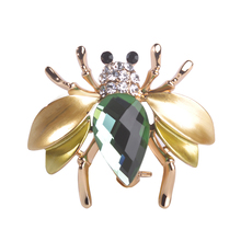 Esmalte De Unhas Insect Fashion Collar Accessories Coral Brooches Party Bijoux Joyas Women Broch Coroa From India Relogios kpop(China (Mainland))