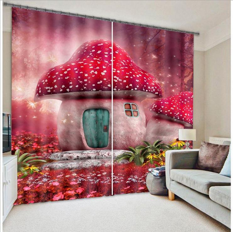 Champignon rideaux promotion achetez des champignon for Fenetre 85x120