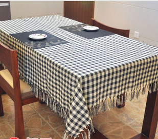 Plaid Nappe Tableclothes Sequin Dining Set Table Covers Linen Manteles Para Mesa Rectangulares Cheap Table Cloth Lace Tablecloth(China (Mainland))