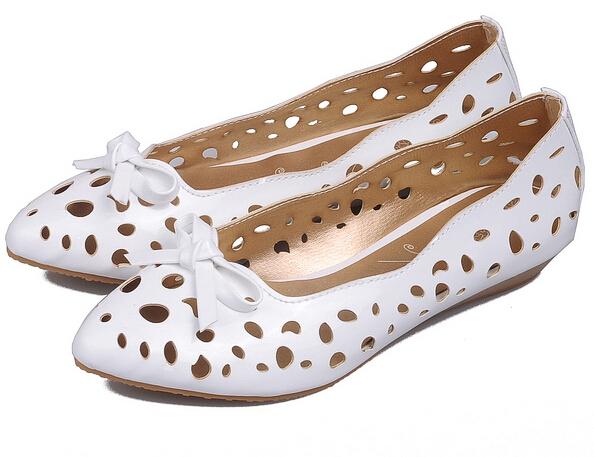 ENMAYER  Vintage Sexy Pointed Toe women flats fashion Shoes 2015 Brand New Design Less Platform ladies flat shoes women<br><br>Aliexpress